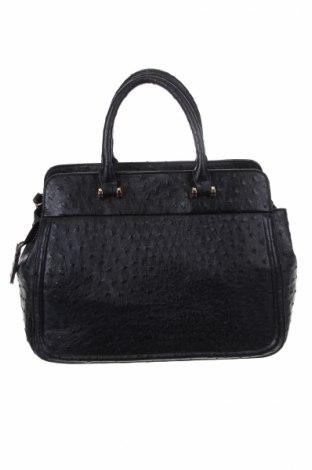 Дамска чанта, Цвят Черен, Еко кожа, Цена 19,17лв.