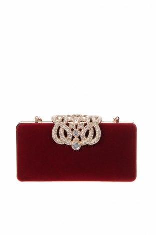 Γυναικεία τσάντα, Χρώμα Κόκκινο, Κλωστοϋφαντουργικά προϊόντα, Τιμή 14,94€