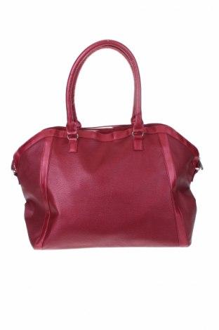 Γυναικεία τσάντα, Χρώμα Ρόζ , Δερματίνη, Τιμή 27,28€