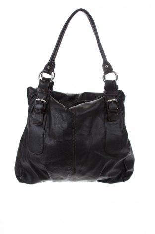 Γυναικεία τσάντα, Χρώμα Καφέ, Γνήσιο δέρμα, Τιμή 27,28€