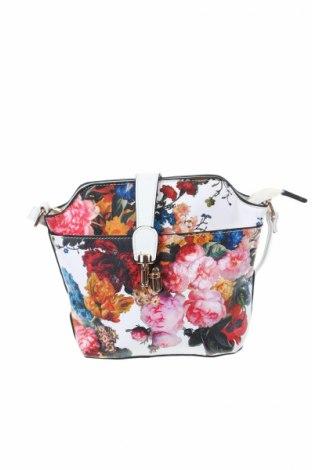 Γυναικεία τσάντα, Χρώμα Πολύχρωμο, Δερματίνη, Τιμή 14,29€