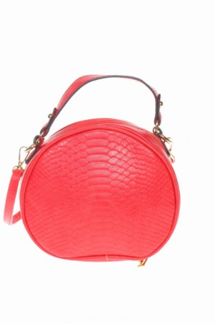 Γυναικεία τσάντα, Χρώμα Κόκκινο, Δερματίνη, Τιμή 20,98€