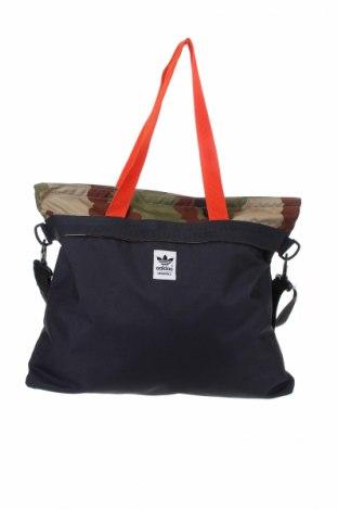 Damska torebka Adidas Originals, Kolor Szary, Materiał tekstylny, Cena 129,68zł