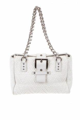 Γυναικεία τσάντα Ann Taylor, Χρώμα Λευκό, Άλλα νήματα, δερματίνη, Τιμή 31,18€
