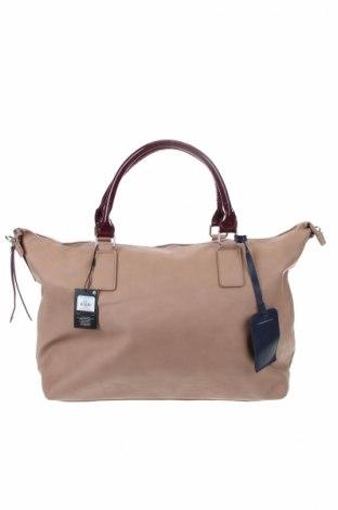 Γυναικεία τσάντα Atmosphere, Χρώμα  Μπέζ, Δερματίνη, Τιμή 31,18€
