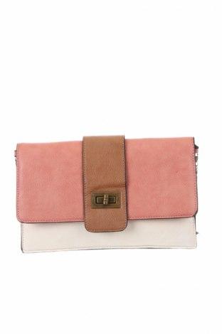 Γυναικεία τσάντα Bijou Brigitte, Χρώμα Πολύχρωμο, Δερματίνη, Τιμή 18,84€