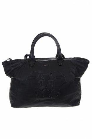 Γυναικεία τσάντα Bree, Χρώμα Μαύρο, Γνήσιο δέρμα, Τιμή 119,51€