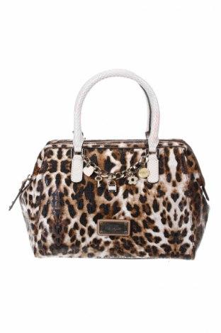 Γυναικεία τσάντα Guess, Χρώμα Πολύχρωμο, Δερματίνη, Τιμή 44,81€