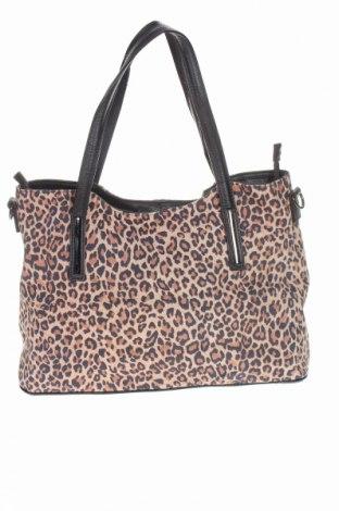Γυναικεία τσάντα Petter & Kajsa, Χρώμα Μαύρο, Γνήσιο δέρμα, Τιμή 97,49€
