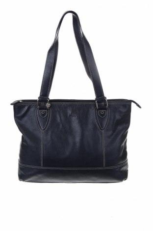 Γυναικεία τσάντα Picard, Χρώμα Μπλέ, Γνήσιο δέρμα, Τιμή 57,80€