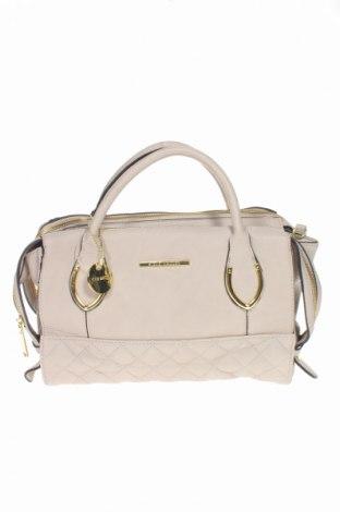 Γυναικεία τσάντα Steve Madden, Χρώμα  Μπέζ, Δερματίνη, Τιμή 103,27€