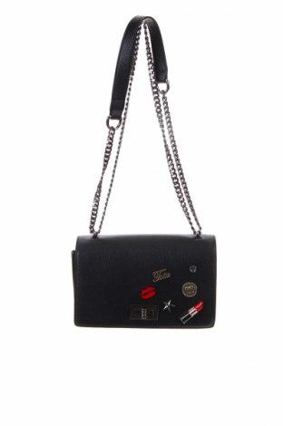 Γυναικεία τσάντα Tata, Χρώμα Μαύρο, Δερματίνη, Τιμή 12,34€