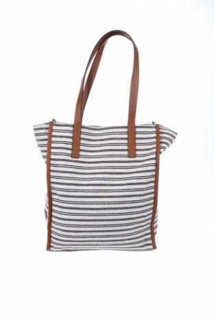 Γυναικεία τσάντα Tom Tailor, Χρώμα  Μπέζ, Κλωστοϋφαντουργικά προϊόντα, Τιμή 29,88€
