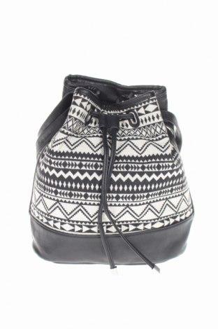 Γυναικεία τσάντα Woman By Tchibo, Χρώμα Μαύρο, Δερματίνη, Τιμή 12,58€