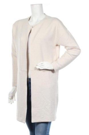Дамска жилетка Soya Concept, Размер M, Цвят Бежов, 95% полиестер, 5% еластан, Цена 41,30лв.