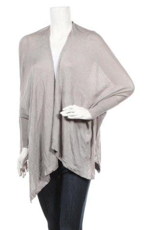 Γυναικεία ζακέτα Zara Knitwear, Μέγεθος S, Χρώμα Γκρί, 60% βισκόζη, 40% βαμβάκι, Τιμή 22,08€