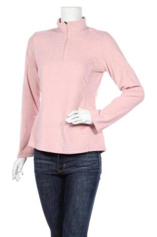 Дамска поларена блуза Crane, Размер S, Цвят Розов, Полиестер, Цена 6,62лв.
