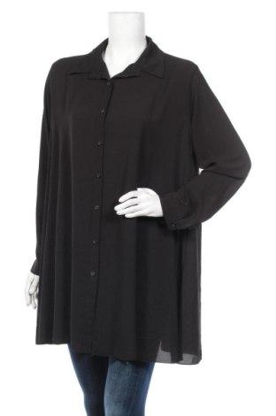 Дамска риза Ambika, Размер XXL, Цвят Черен, Цена 15,17лв.