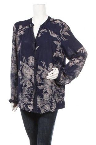 Дамска риза Elena Miro, Размер XXL, Цвят Многоцветен, 100% полиестер, Цена 43,47лв.