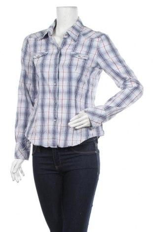 Дамска риза Esprit, Размер S, Цвят Многоцветен, Памук, Цена 5,25лв.