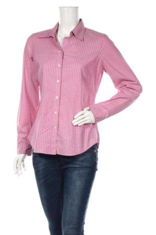 Дамска риза Izod, Размер M, Цвят Розов, 96% памук, 4% еластан, Цена 4,46лв.