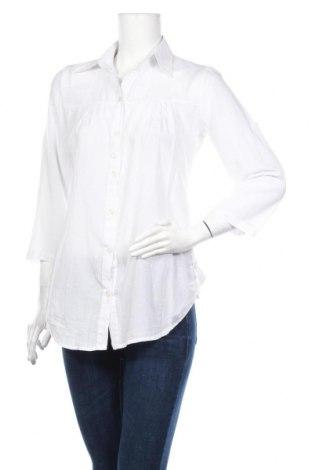 Дамска риза Queen, Размер XL, Цвят Бял, Цена 14,18лв.