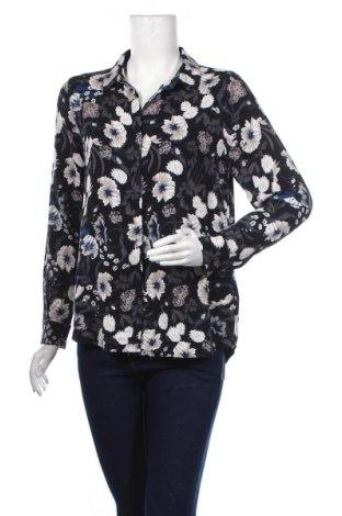 Дамска риза Soya Concept, Размер M, Цвят Многоцветен, Вискоза, Цена 14,28лв.