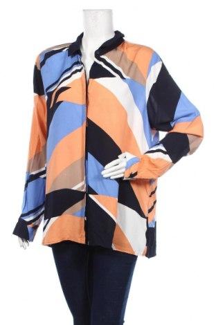 Дамска риза Soya Concept, Размер XXL, Цвят Многоцветен, Вискоза, Цена 31,24лв.