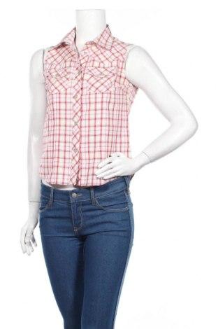 Дамска риза Tom Tailor, Размер XS, Цвят Многоцветен, 65% памук, 35% полиестер, Цена 26,23лв.