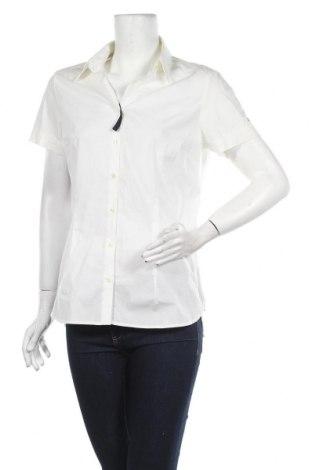Дамска риза Tommy Hilfiger, Размер M, Цвят Бял, 97% памук, 3% еластан, Цена 80,03лв.
