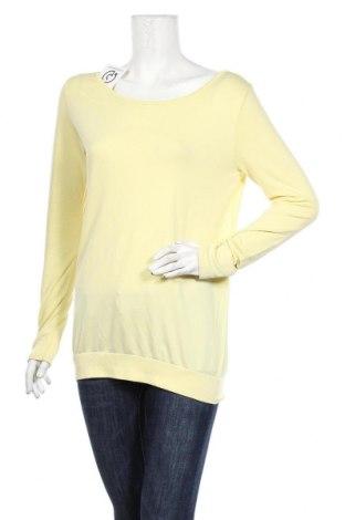 Дамска спортна блуза Crane, Размер M, Цвят Жълт, Цена 4,99лв.