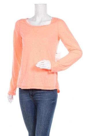 Дамска спортна блуза Hema, Размер M, Цвят Оранжев, 65% полиестер, 35% памук, Цена 10,08лв.