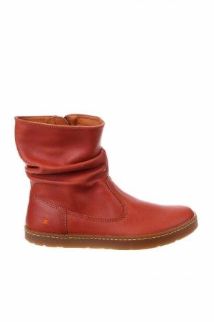 Дамски ботуши Art Shoes, Размер 37, Цвят Кафяв, Естествена кожа, Цена 142,57лв.