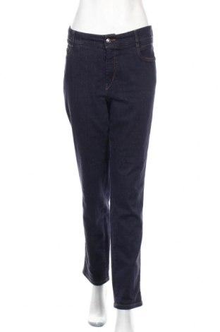 Дамски дънки Atelier GARDEUR, Размер XL, Цвят Син, Цена 28,56лв.