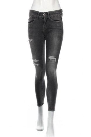 Damskie jeansy G-Star Raw, Rozmiar S, Kolor Szary, 91% bawełna, 7% poliester, 2% elastyna, Cena 355,88zł