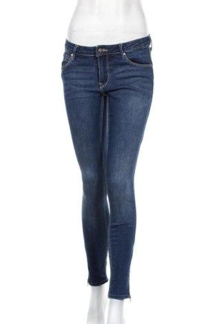 Γυναικείο Τζίν H&M, Μέγεθος S, Χρώμα Μπλέ, 91% βαμβάκι, 8% πολυεστέρας, 1% ελαστάνη, Τιμή 16,89€
