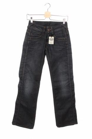 Γυναικείο Τζίν Pepe Jeans, Μέγεθος XXS, Χρώμα Μπλέ, Τιμή 12,60€