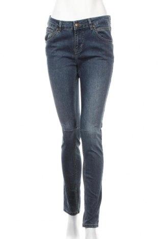 Дамски дънки Soya Concept, Размер L, Цвят Син, 78% памук, 20% полиестер, 2% еластан, Цена 21,74лв.