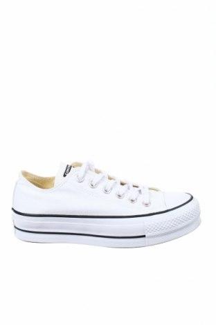 Obuwie damskie Converse, Rozmiar 37, Kolor Biały, Materiał tekstylny, Cena 225,75zł