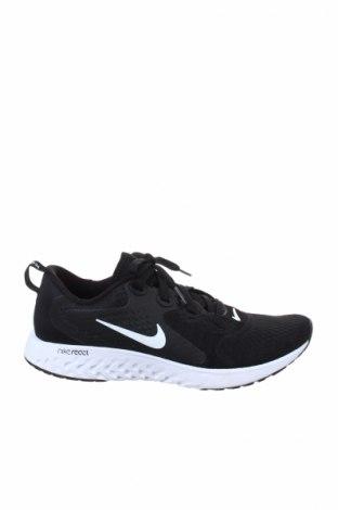 Γυναικεία παπούτσια Nike, Μέγεθος 40, Χρώμα Μαύρο, Κλωστοϋφαντουργικά προϊόντα, Τιμή 46,54€