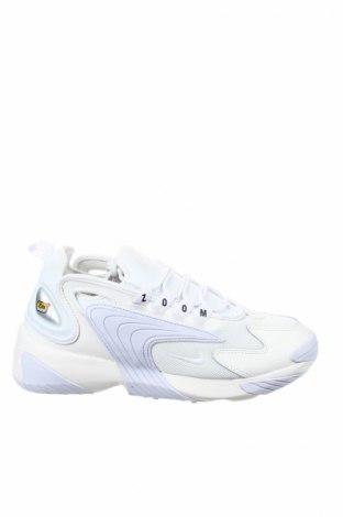 Γυναικεία παπούτσια Nike, Μέγεθος 39, Χρώμα Λευκό, Δερματίνη, κλωστοϋφαντουργικά προϊόντα, Τιμή 68,19€