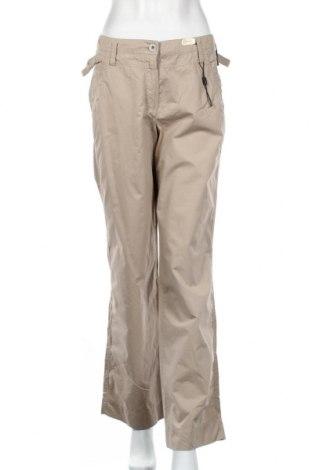 Дамски панталон Atelier GARDEUR, Размер M, Цвят Кафяв, Памук, Цена 68,51лв.