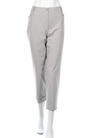 Дамски панталон Atelier GARDEUR, Размер XL, Цвят Сив, 48% памук, 46% полиамид, 6% еластан, Цена 72,45лв.