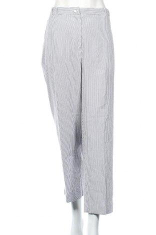 Γυναικείο παντελόνι Canda, Μέγεθος XL, Χρώμα Λευκό, Πολυεστέρας, Τιμή 15,59€