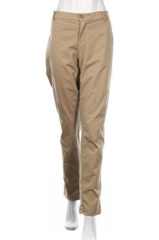 Дамски панталон Esprit, Размер XXL, Цвят Бежов, 97% памук, 3% еластан, Цена 16,38лв.