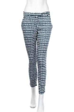 Γυναικείο παντελόνι H&M, Μέγεθος S, Χρώμα Μπλέ, 98% βαμβάκι, 2% ελαστάνη, Τιμή 15,59€