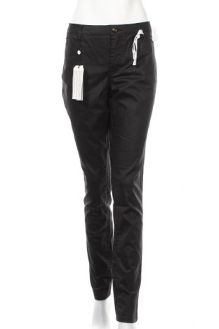 Γυναικείο παντελόνι Vero Moda, Μέγεθος XL, Χρώμα Μαύρο, 72% βαμβάκι, 26% πολυεστέρας, 2% ελαστάνη, Τιμή 23,45€