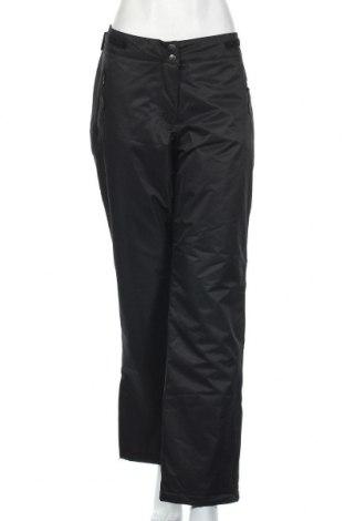 Дамски спортен панталон Bpc Bonprix Collection, Размер L, Цвят Черен, Полиестер, Цена 27,60лв.