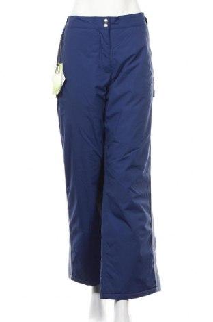 Дамски панталон за зимни спортове Bpc Bonprix Collection, Размер XL, Цвят Син, Полиамид, Цена 33,82лв.