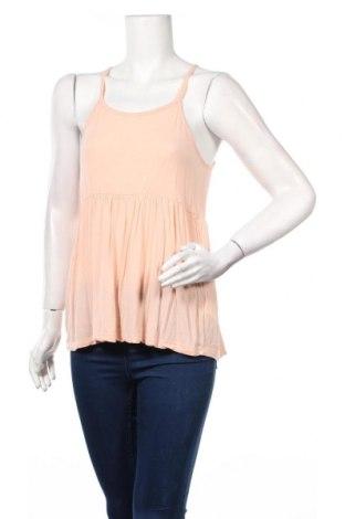 Γυναικείο αμάνικο μπλουζάκι Cropp, Μέγεθος L, Χρώμα Ρόζ , 96% βισκόζη, 4% ελαστάνη, Τιμή 5,76€